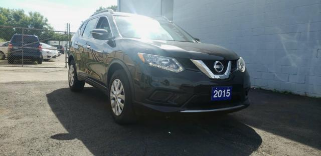 2015 Nissan Rogue NO ACCIDENTS |S |AUTO BACK UP CAMERA|
