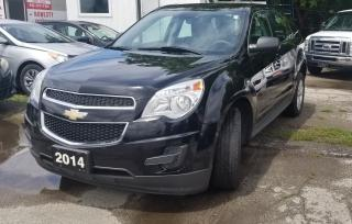 Used 2014 Chevrolet Equinox for sale in Mississauga, ON