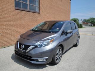 Used 2017 Nissan Versa Note SL /54.5 K km  / NAVI / BACKUP CAM for sale in Oakville, ON