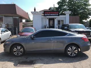 Used 2009 Honda Accord EX for sale in Cambridge, ON