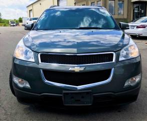 Used 2011 Chevrolet Traverse 1LT for sale in Burlington, ON