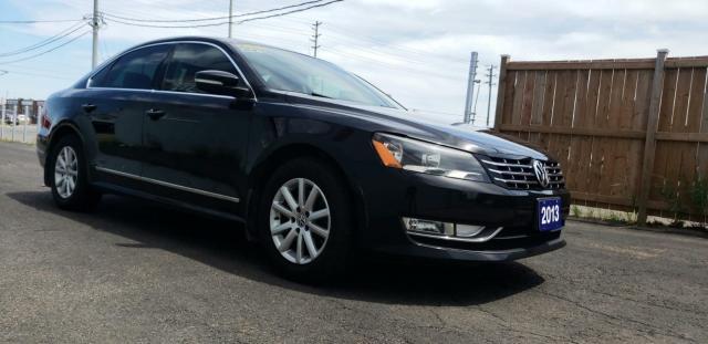 2013 Volkswagen Passat COMFORTLINE DIESEL LEATHER SUNROOF ACCIDENT FREE