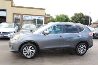 Used 2015 Nissan Rogue SL Pano Roof Leather for sale in Brampton, ON