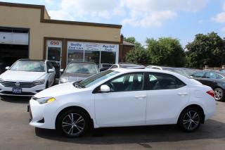 Used 2019 Toyota Corolla LE SUNROOF ALLOY WHEELS for sale in Brampton, ON