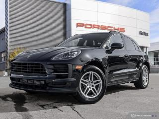 Used 2019 Porsche Macan for sale in Halifax, NS