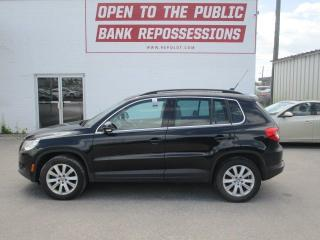 Used 2010 Volkswagen Tiguan Highline for sale in Toronto, ON