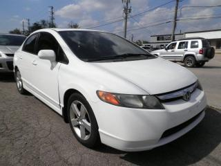 Used 2008 Honda Civic EX-L for sale in Brampton, ON