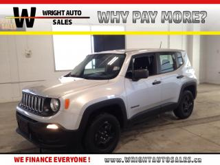 Used 2017 Jeep Renegade Sport|4WD|BACKUP CAMERA|BLUETOOTH|70,692 KMS for sale in Cambridge, ON