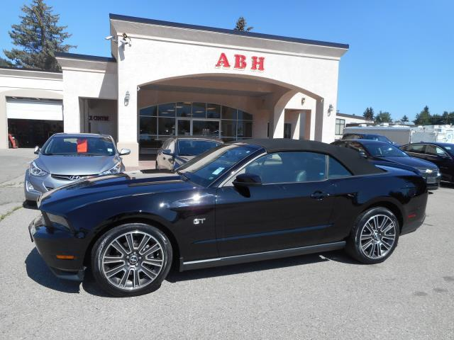 2010 Ford Mustang GT 55KM'S