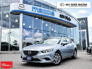 Used 2017 Mazda MAZDA6 GX|ONE OWNER|NO ACCIDENTS|1.9% FINANCE AVAILABLE for sale in Mississauga, ON
