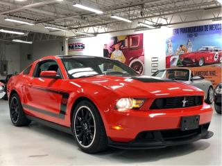 Used 2012 Ford Mustang Boss 302, Recaro, Torsen Diff for sale in Paris, ON
