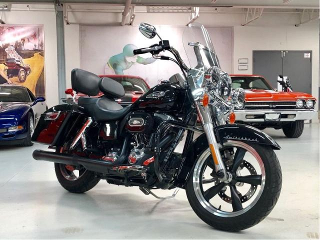 2012 Harley-Davidson Dyna Switchback -