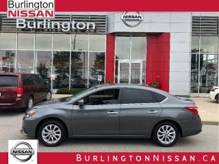 Used 2016 Nissan Sentra SV for sale in Burlington, ON