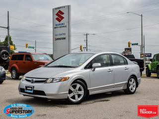 Used 2007 Honda Civic EX for sale in Barrie, ON