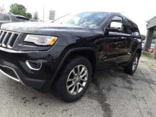 Used 2015 Jeep Grand Cherokee Limited for sale in Bracebridge, ON