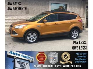 Used 2016 Ford Escape SE *AWD/B.tooth/Pano Roof/Htd Sts for sale in Winnipeg, MB