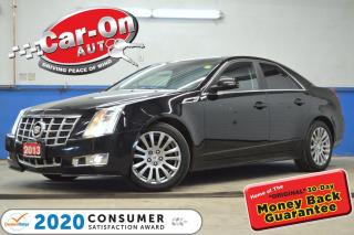 Used 2013 Cadillac CTS Performance LEATHER PANO ROOF REAR CAM LOADED for sale in Ottawa, ON