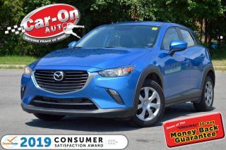 Used 2017 Mazda CX-3 GX AWD REAR CAM A/C PWR GRP  BLUETOOTH for sale in Ottawa, ON