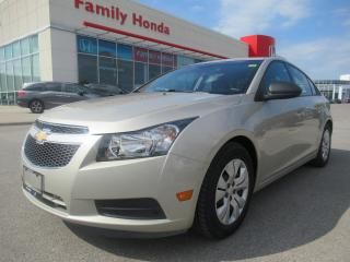Used 2014 Chevrolet Cruze 2LS for sale in Brampton, ON