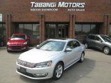 2013 Volkswagen Passat TDI   NO ACCIDENTS   LEATHER   SUNROOF   HEATED SEATS   BT