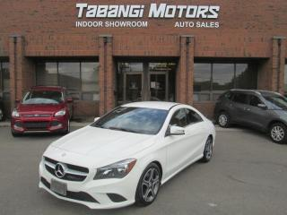 Used 2015 Mercedes-Benz CLA-Class CLA250 | NO ACCIDENTS | LEATHER | HEATED SEATS | BT for sale in Mississauga, ON