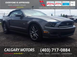 Used 2013 Ford Mustang 2dr Conv GT for sale in Calgary, AB