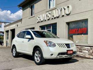 Used 2008 Nissan Rogue AWD 4dr for sale in Hamilton, ON