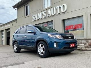 Used 2014 Kia Sorento AWD 4dr V6 Auto EX for sale in Hamilton, ON
