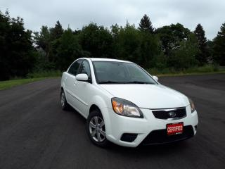 Used 2011 Kia Rio 4DR SDN EX for sale in Mississauga, ON