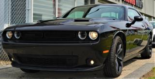Used 2018 Dodge Challenger SXT RWD for sale in Brampton, ON