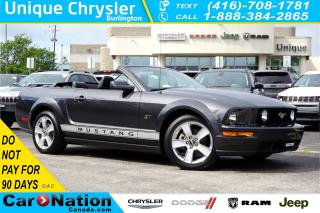 Used 2007 Ford Mustang GT| DELUXE| SHAKER 500| HEATED SEATS for sale in Burlington, ON
