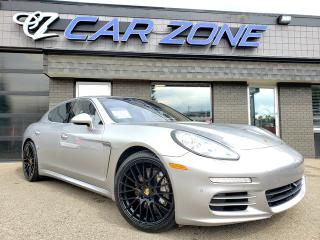 Used 2014 Porsche Panamera 4S EASY LOAN APPROVAL for sale in Calgary, AB