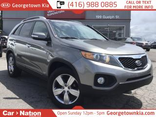 Used 2013 Kia Sorento EX Luxury V6 | 7 PASS | AWD | PANO ROOF | LEATHER for sale in Georgetown, ON
