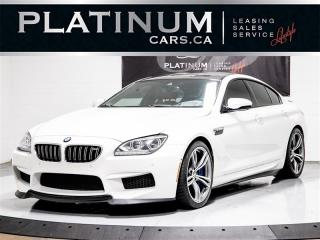 Used 2014 BMW M6 Gran Coupe 650 HP,EXECUTIVE PGK,BANG&OLUFSEN for sale in Toronto, ON