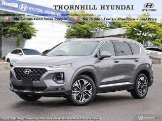 New 2019 Hyundai Santa Fe 2.0T Ultimate AWD  - Navigation for sale in Thornhill, ON