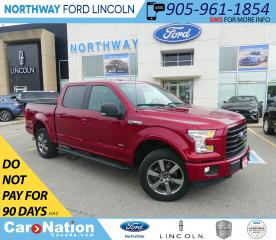 Used 2016 Ford F-150 XLT | 3.5L V6 | NAV | HTD SEATS | SPORT PKG | for sale in Brantford, ON