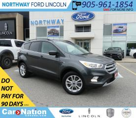 Used 2017 Ford Escape SE | AWD | NAV | HTD SEATS | PWR LIFTGATE | for sale in Brantford, ON