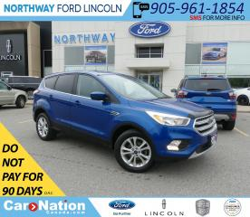 Used 2017 Ford Escape SE | HTD SEATS | BACK UP CAM | KEYLESS ENTRY | for sale in Brantford, ON