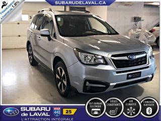 Used 2017 Subaru Forester 2.5i Touring EyeSight Awd ** Toit ouvran for sale in Laval, QC