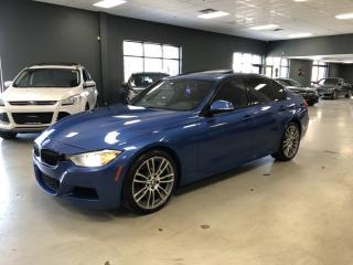 Used 2013 BMW 3 Series 335I XDRIVE*M-SPORT*6-SPEED MANUAL*NAVIGATION*BACK for sale in North York, ON