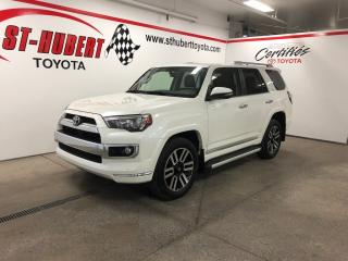 Used 2016 Toyota 4Runner LIMITED, TOIT OUVRANT, NAVIGATION, CUIR for sale in St-Hubert, QC