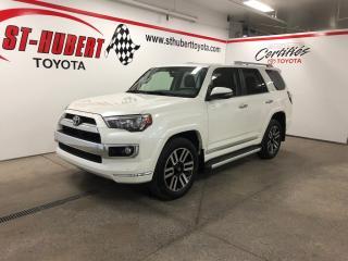 Used 2016 Toyota 4Runner Ltd, T.ouvrant for sale in St-Hubert, QC