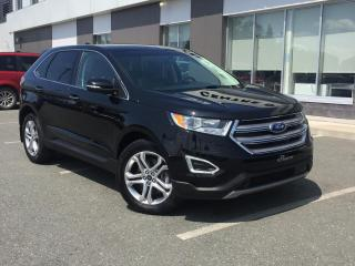 Used 2017 Ford Edge TITANIUM AWD TOIT PANO CUIR for sale in Ste-Marie, QC