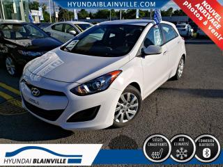 Used 2014 Hyundai Elantra GT A/C , BLUETOOTH for sale in Blainville, QC