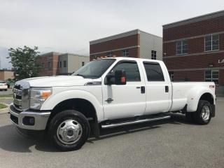Used 2012 Ford F-350 FX4 4X6 DIESEL CREW CAB for sale in Laval, QC