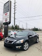 Used 2013 Nissan Altima 2.5 SL for sale in Cambridge, ON