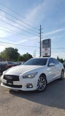 Used 2014 Infiniti Q50 Premium for sale in Cambridge, ON