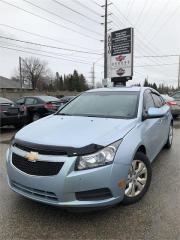 Used 2012 Chevrolet Cruze LT Turbo w/1SA for sale in Cambridge, ON
