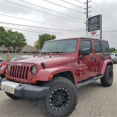 Used 2012 Jeep Wrangler Unlimited Sahara for sale in Cambridge, ON