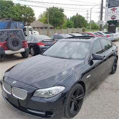 Used 2011 BMW 5 Series 550i for sale in Cambridge, ON